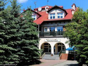 Hotel Miłomłyn Zdrój - Medical SPA&Vitality
