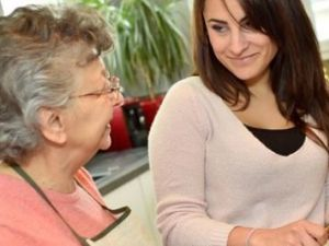 EVE - opieka nad osobami starszymi